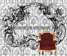 Baroque papier murales AS Creation XXL Wallpaper 0340-1
