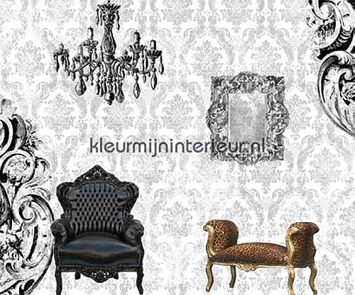 Baroque 3 photomural 0340-8 XXL Wallpaper AS Creation