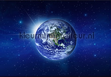 photomural outer space