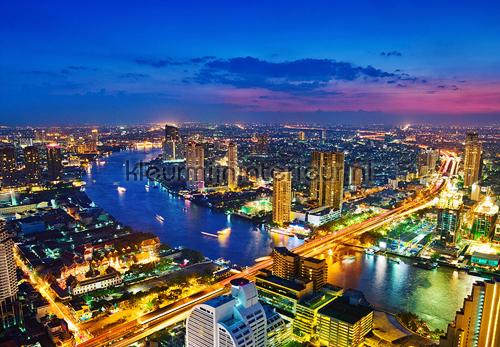 Bangkok skyline papier murales 117 offre