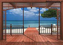 El Paradiso fotobehang Komar Scenics 8-101