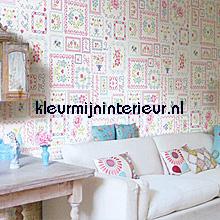 pip abc behang Eijffinger PiP Wallpaper 386108