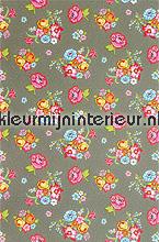 pip bunch of flowers behang Eijffinger PiP Wallpaper 386121