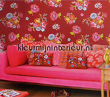 pip bunch of flowers behang Eijffinger PiP Wallpaper 386122