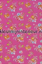 pip bunch of flowers behang Eijffinger PiP Wallpaper 386119