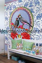 pip royal couple fotobehang 386104 PiP studio wallpaper Eijffinger