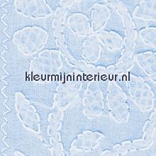 pip sari blue behang Eijffinger PiP Wallpaper 386110