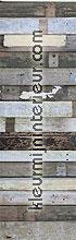 sloophout grijs-bruin tapet Studio Ditte All-images