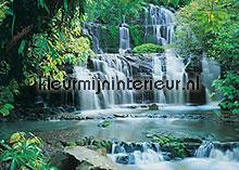 Pura Kamunui Falls fotobehang Komar Scenics 8-256