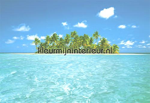 maldive dream fotobehang 289 Ideal-Decor Poster Ideal Decor