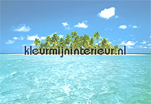 maldive dream photomural Ideal Decor Ideal-Decor Poster 289