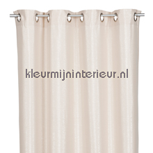 Sparkle - lichtbeige kant en klaar curtains ready made
