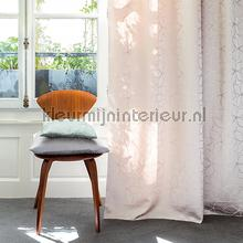 Amabile Lijnen Beige curtains Eijffinger Curtains room set photo's