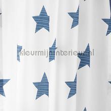 Big Stars blue curtains Rasch boys