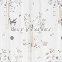 Forest curtains Rasch Baby Toddler