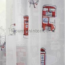 London curtains Rasch boys