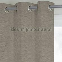 Bangalore beige cortinas A House of Happiness moderno