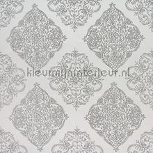 Adella Fabric Sterling cortinas Prestigious Textiles romântico
