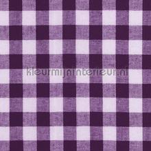 Boerenbont ruit 10mm donker paars cortinas Kleurmijninterieur cuadros y rombos