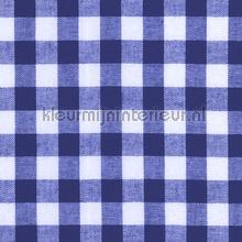 Boerenbont ruit 10mm blauw curtains Kleurmijninterieur boys