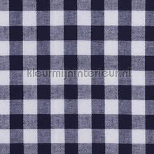 Boerenbont ruit 10mm donker blauw cortinas Kleurmijninterieur cuadros y rombos
