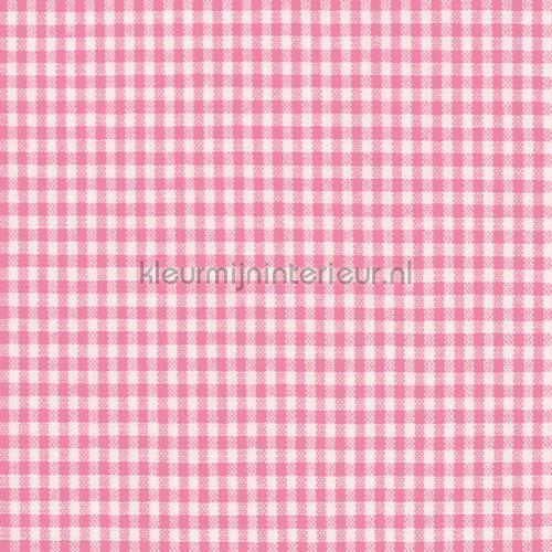 boerenbont ruit 2mm licht roze gordijnen 5581 11 ruiten kleurmijninterieur