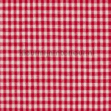 Boerenbont ruit 5mm rood curtains Kleurmijninterieur kitchen