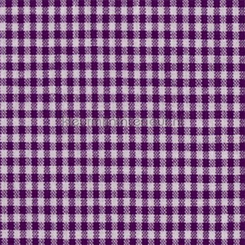 Boerenbont ruit 5mm lila paars gordijnen Keuken Kleurmijninterieur