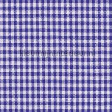 Boerenbont ruit 5mm blauw curtains Kleurmijninterieur boys
