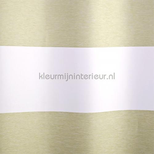 Burbank Groen Beige gordijnen 5735-09 strepen Homing