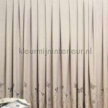 Butterfly Marshmallow gordijnen Dekortex romantisch