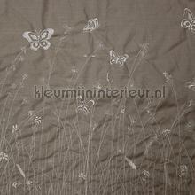 Butterfly semolina gordijnen Dekortex romantisch