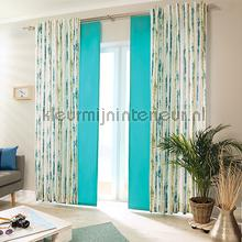 Indes Canvas curtains