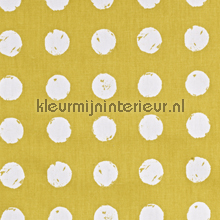 Zero Saffron tendaggio Prestigious Textiles tinte unite