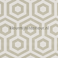 Hex Linen table covering Prestigious Textiles all images
