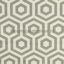 Hex Stone table covering Prestigious Textiles all images