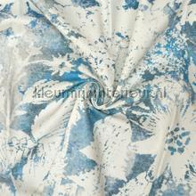Deneb blauwe bes curtains Eijffinger Curtains room set photo's