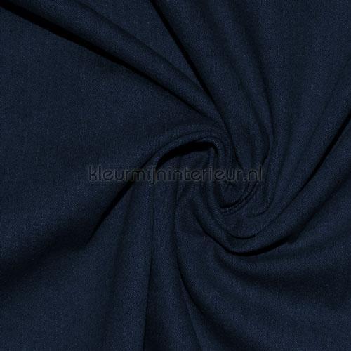 Denim donkerblauw curtains 0040-8 teenager Kleurmijninterieur