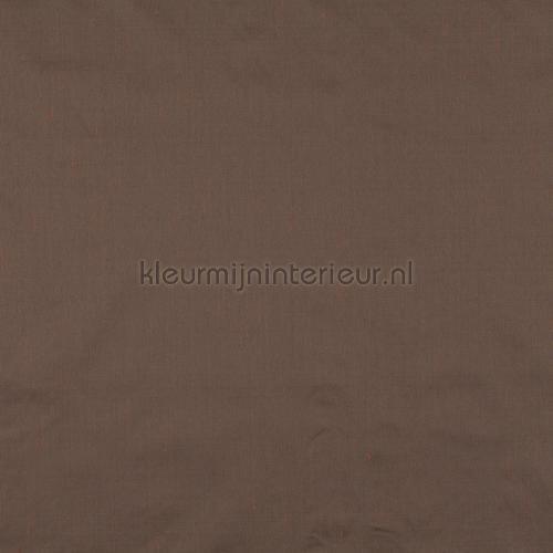 bruine zijde look kamerhoog gordijnen 1 6850 025 niet verduisterend jab
