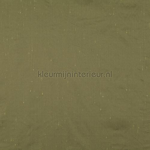 olijgroene zijde look kamerhoog gordijnen 1 6850 032 niet verduisterend jab