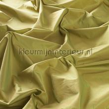 Geel-groene zijde look kamerhoog gordijnen JAB Niet verduisterend
