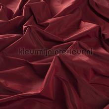 Diep-rode zijde look kamerhoog gordijnen JAB Niet verduisterend