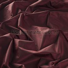 Bordeaux-rode zijde look kamerhoog gordijnen JAB Niet verduisterend