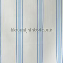 Lichtblauwe streep gordijnstof cortinas AS Creation niños