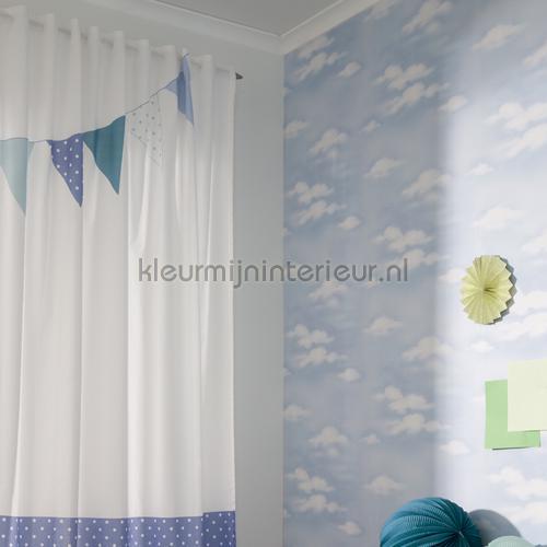 Flags kant en klaar gordijn curtains 5917-18 ready made Homing