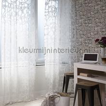 Flair Taupe curtains Fuggerhaus Curtains room set photo's