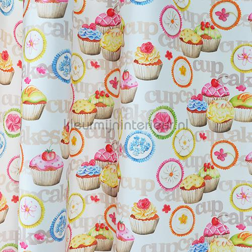 Cupcakes gordijnen 431809 Keuken Indes