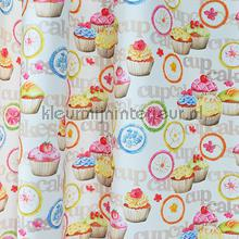 Cupcakes curtains Indes ready made