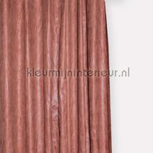 Gentleman Oxblood red curtains Dekortex new collections