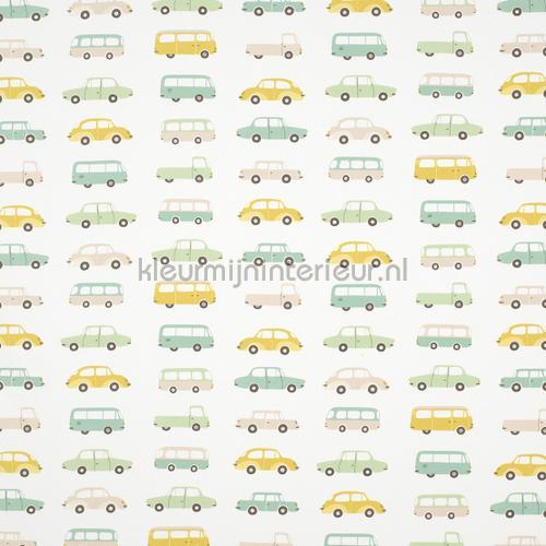 all over vintage cars curtains hpdm83246315 Cars - Transport Casadeco